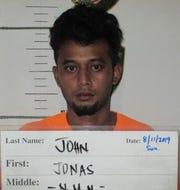 Jonas John