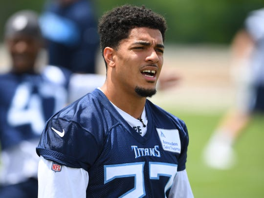 Amani Hooker's versatility is already standing out in Tennessee Titans camp.