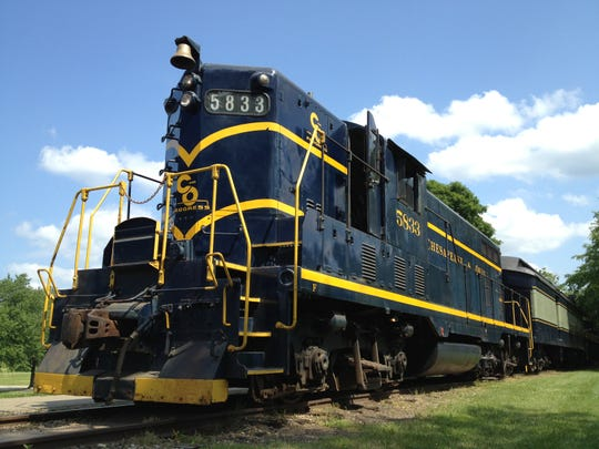 Stuart's Opera House in Nelsonville, presents the Summer Wine Express on the Hocking Valley Scenic Railway at 6:30 p.m. on Friday, Aug. 23.