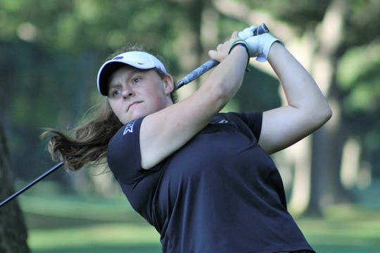 Heather Fortushniak of Brighton reached the semifinals of the Michigan Women's Amateur.