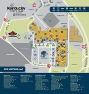 Kentucky State Fair 2019: Road closures, parking changes