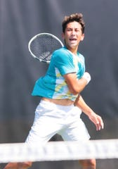 Okemos sophomore Ozan Colak finished sixth at the USTA boys nationals in Kalamazoo the weekend of Aug. 10-11.