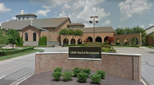 Catholic Church of the Incarnation in Collierville