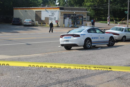 A man was shot and killed Monday afternoon in North Memphis near a store on Howell Avenue and Springdale Street.