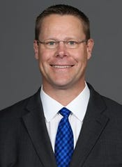 New Memphis athletic director Laird Veatch will be introduced on Aug. 13 and start work on Oct. 1