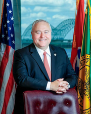 Commissioner Mark Billingsley