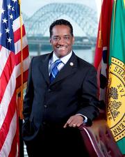 Commissioner Eddie Jones