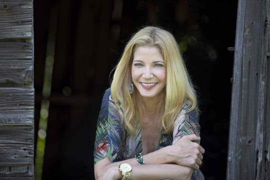 """Is There Still Sex in the City?"" author Candace Bushnell."