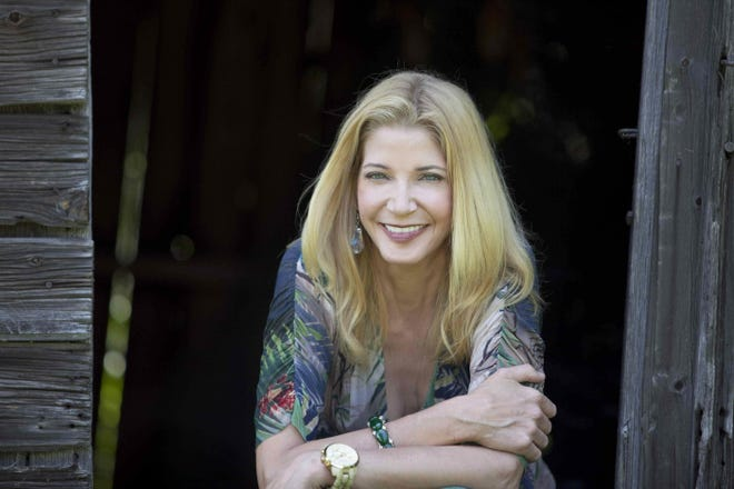 """""""Is There Still Sex in the City?"""" author Candace Bushnell."""