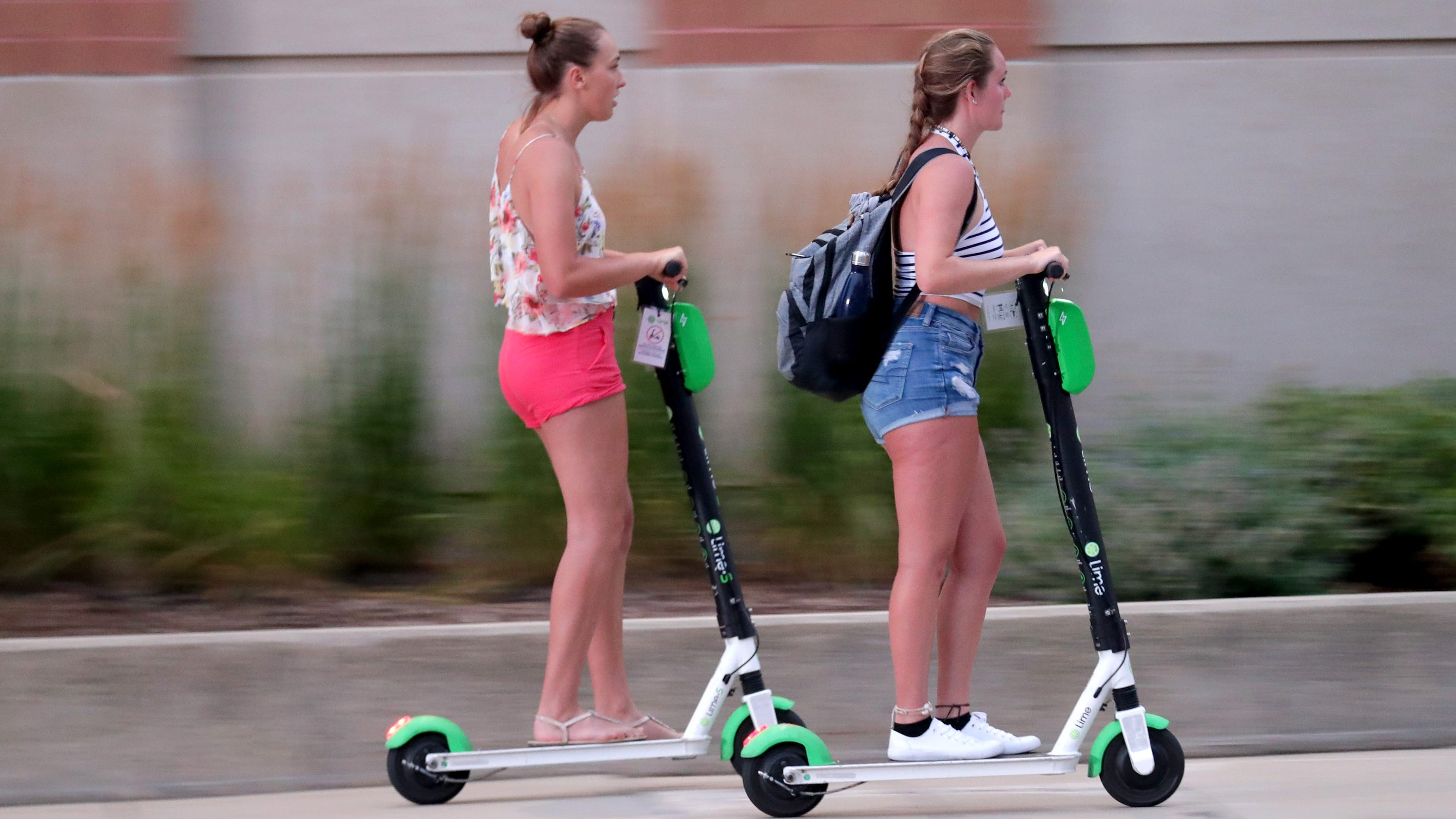 Bird and Spin e-scooters expected to get approval in Milwaukee