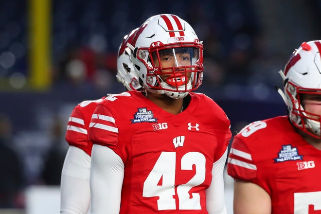 Redshirt freshman outside linebacker Jaylan Franklin has put his physical talents on display during camp, but  has struggled with the mental aspect of the game at times according to UW defensive coordinator Jim Leonhard.