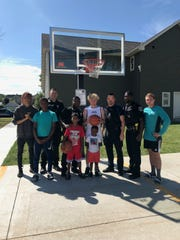 Wisconsin YouTube star Tristan Jass played a game against Racine and Mount Pleasant police. A clip of the video went viral