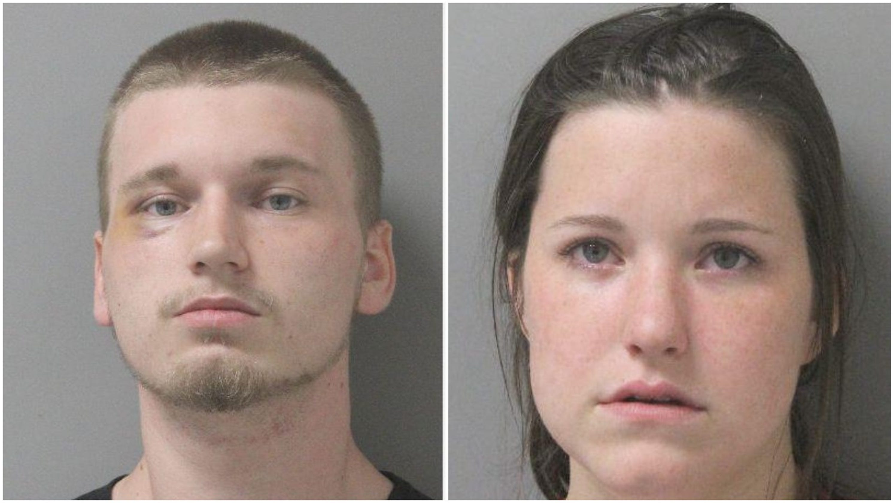 Louisiana duo found passed out in hot car with infant and meth