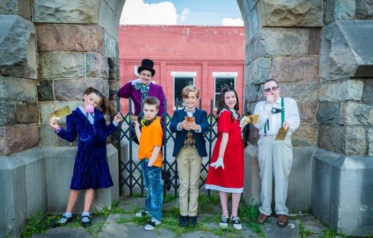 """Willy Wonka"" will on the Mainstage at Muncie Civic Theatre Aug. 16-31."