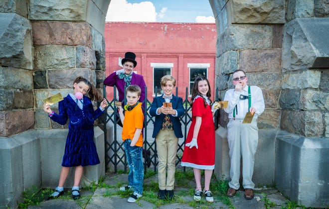 """""""Willy Wonka"""" will on the Mainstage at Muncie Civic Theatre Aug. 16-31."""