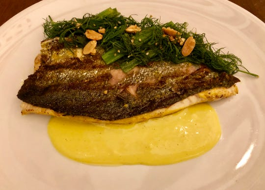 Carolina mountain troutfrom Gray & Dudley.