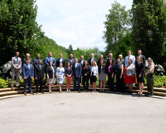 The spring recipients of the Governor's Excellence in Service Awards