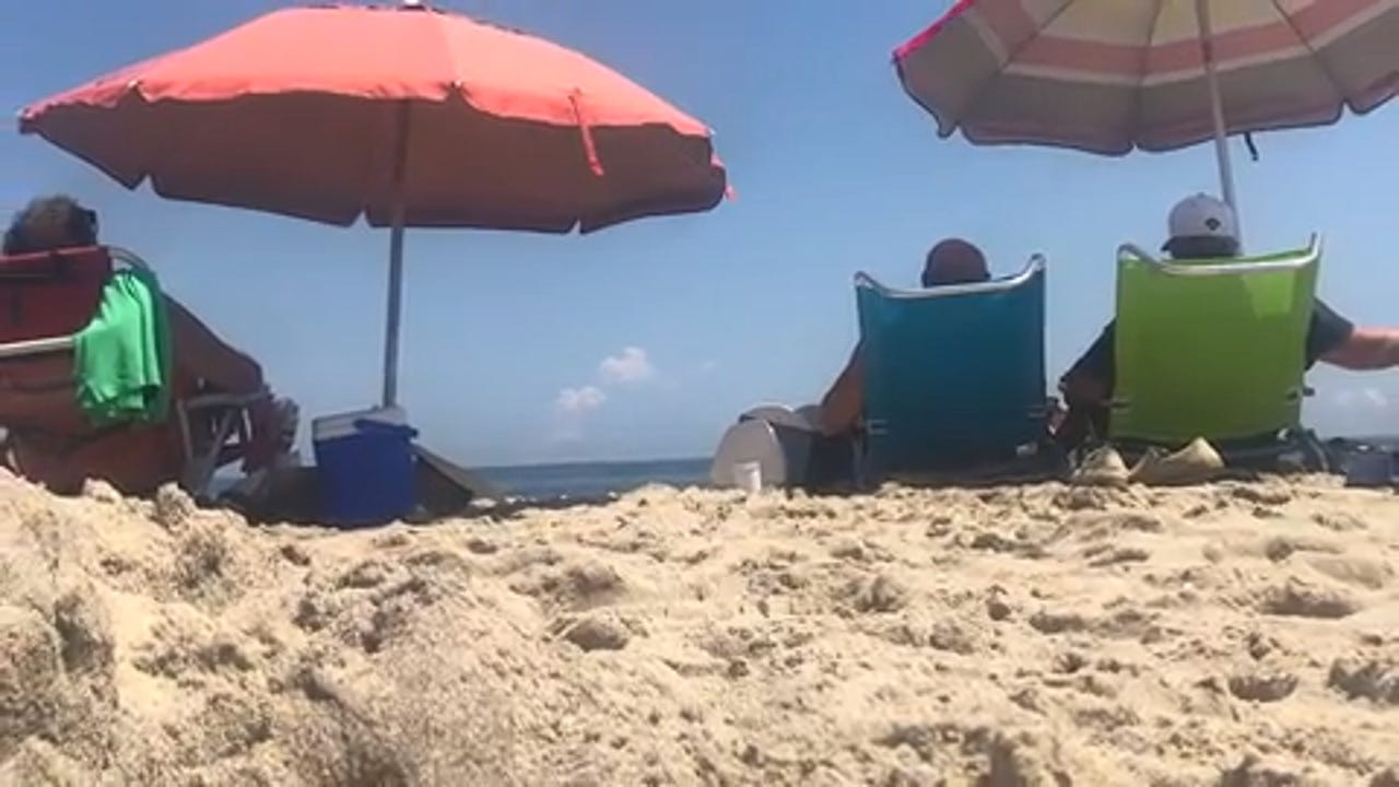 Nude Beach Videos answering reddit questions about nj's only nude beach
