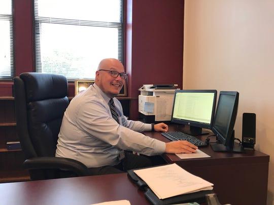 Clifton Superintendent of Schools Danny Robertozzi.