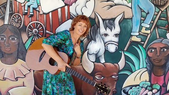 Nancy Elliott will bring her song stylings to Luna Rossa Winery for a free concert at 6 p.m. on Thursday, Aug. 15, 2019.