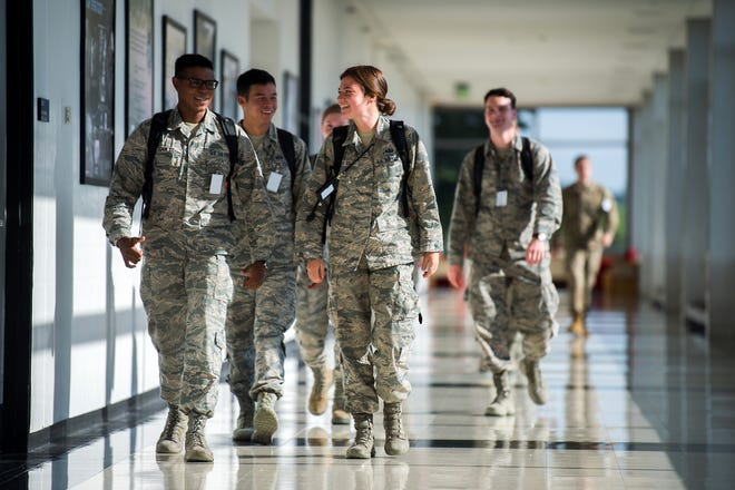 Air Force Academy officials recently announced the results of the institution's academic accreditation from the Higher Learning Commission. The final report from the HLC found the university met all of the criteria for accreditation and federal compliance requirements without comments, reaffirming its accredited status until the 2028-2029 academic year.