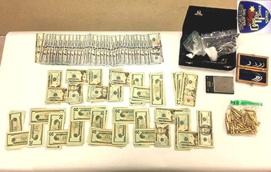 Authorities seized methamphetamine, cocaine, cash and ammunition from a Thermal home and arrested Ezequiel Ortega Nava, 45.