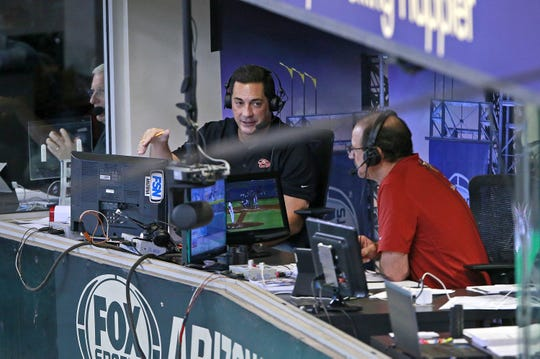 Steve Berthiaume and Bob Brenly have been the Arizona Diamondbacks' primary announcing team since 2013.