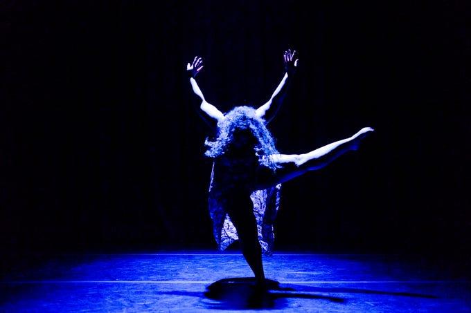 The BlakTinx Dance Festival spotlights different styles of dance.