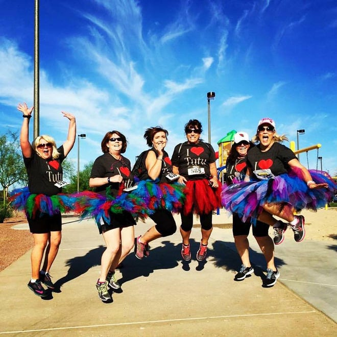 We love tutus - for dancing, for running, for just being.