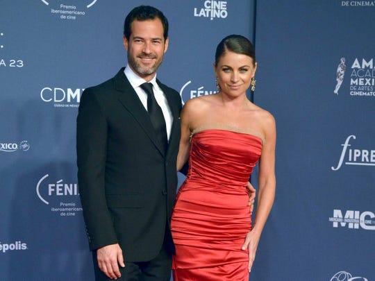 Ludwika y Emiliano Salinas se casaron el 20 de abril de 2013 y tienen dos hijos.
