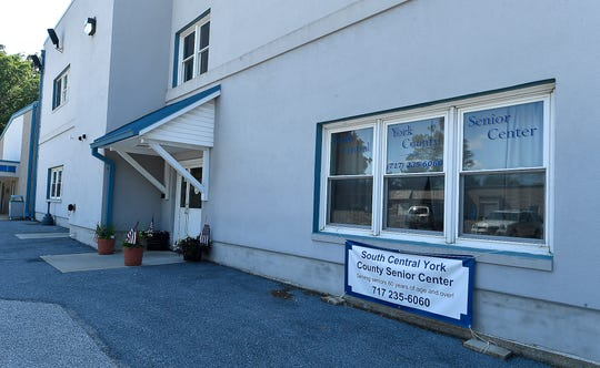 The South Central York Senior Center in New Freedom is in danger of closing due to lack of funding.
