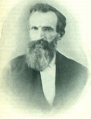 "Dr. Samuel S. Boyd of Centerville was mustered into the 84th Indiana as surgeon in September, 1862. Three years later, on March 23, 1865, he resigned his commission ""on account of declining health caused by long and arduous duties with the sick and wounded."""