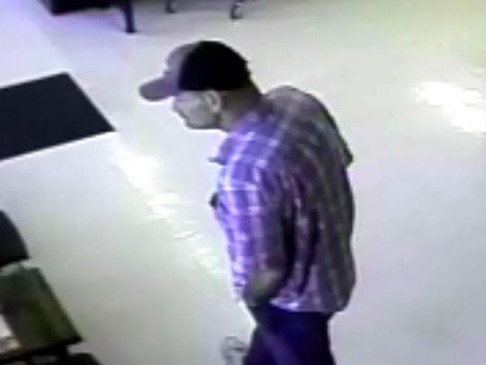 The Bossier Sheriff's Office is asking for help in identifying this suspect.