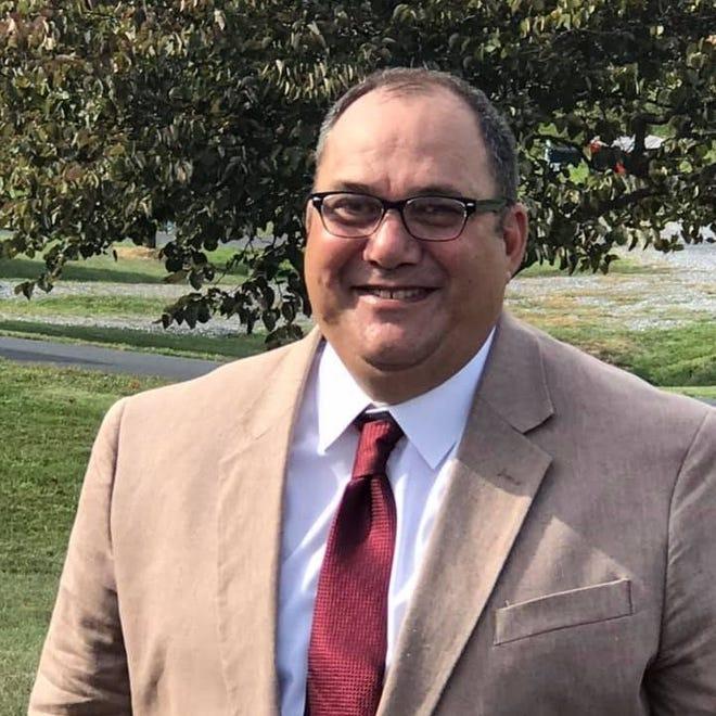 Steven Morelli, who is running for Augusta County South River Supervisor.