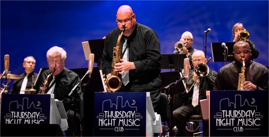 Thursday Night Music Club will present its 12th annual Jazz Showcase in Ruby Diamond Concert Hall at 7:30 pm on Thursday, Aug.15.