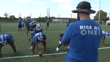 On Monday, training camp began for many high school football programs in Delaware.  8/12/19