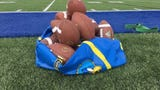 Offensive standouts begin to emerge, young defense coming together early in University of Delaware preseason football camp