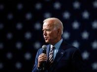 Joe Biden is still the Democrat to beat, but rivals see weakness