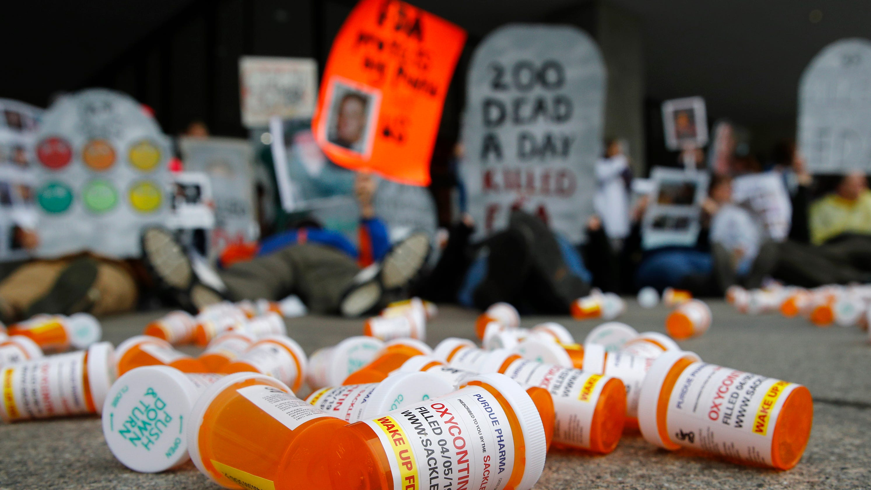 Even as opioid deaths grew, drugmakers and distributors made and sold pills 'like Doritos'