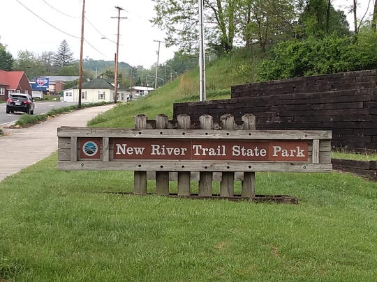 Galax is the southern terminus of the New River Trail State Park, 57.7 miles of rails-to-trails hiking/biking in four Virginia counties. Bring your bike or rent one in Galax.