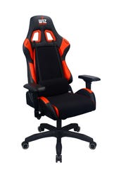 Raynor Gaming's NBA 2K Energy Pro chair (available for pre-order now, $399, raynorgaming.com) is made with  Outlast material, originally developed for NASA, which absorbs and releases heat so it stays cool.