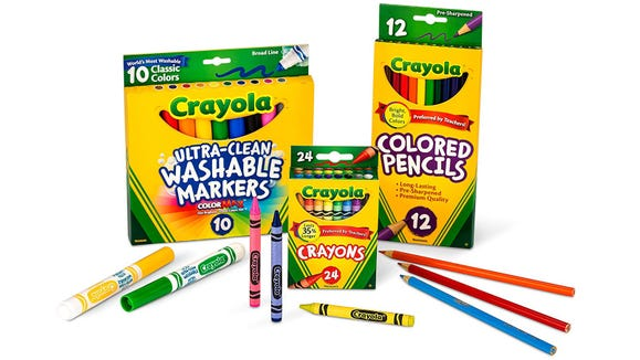 Save big on Back to School crafts galore.