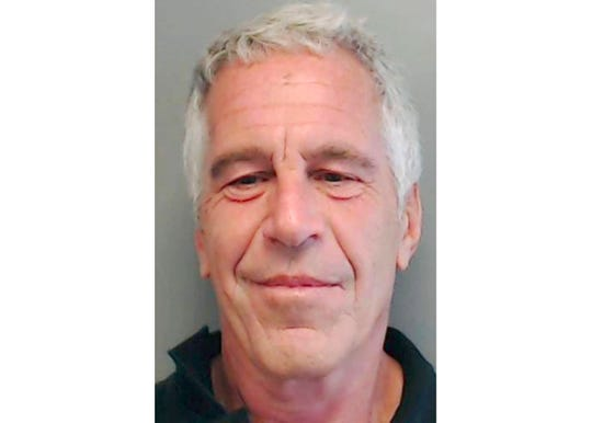 Jeffrey Epstein in 2013.