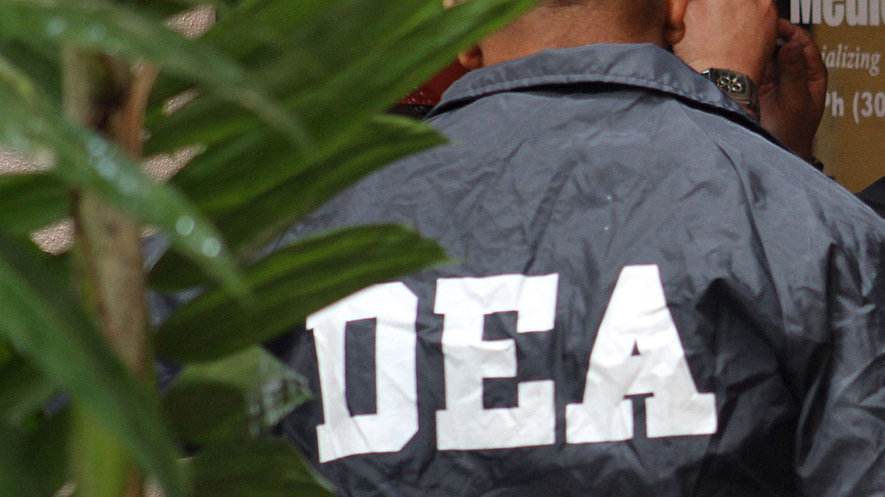 DEA had the full opioid data, not the pharmaceutical wholesale distributors