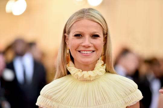 Gwyneth Paltrow attends the Met Gala on May 6, 2019, in New York City.