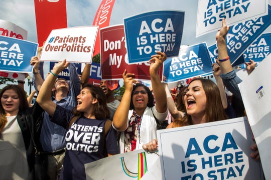 Supporters of the Affordable Care Act exulted in 2015 when the Supreme Court upheld the law's tax credits in state as well as federal marketplaces. Now the law faces a new legal threat.
