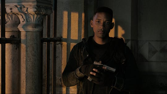 "Movie magic turned Will Smith into a 23-year-old again in Ang Lee's sci-fi action film ""Gemini Man."""