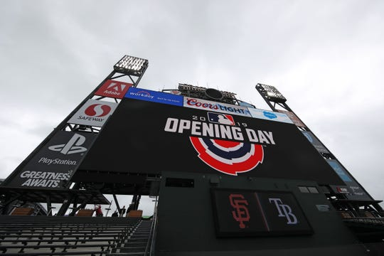 2020 MLB schedule: Opening day starts March 26