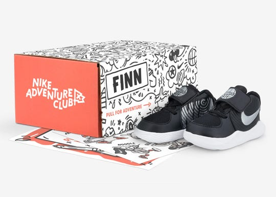 Nike has a new subscription service, Nike Adventure Club.