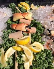 Enjoy a fresh catch at the Stone Crab Festival.
